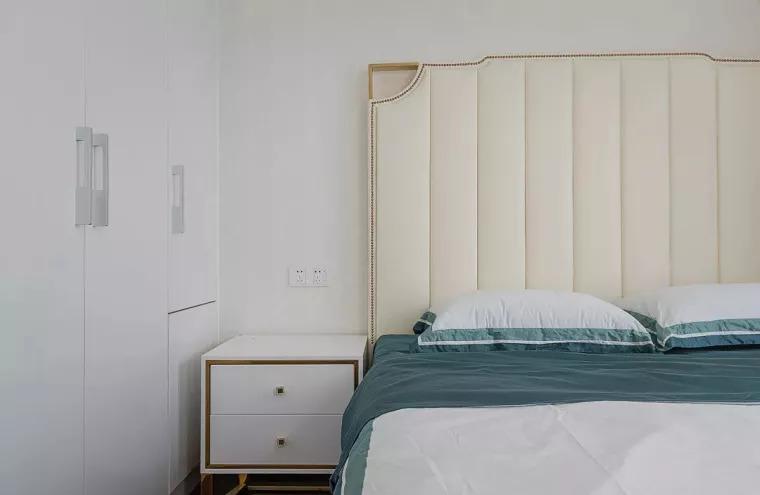 简约 国博城 悦来 基装 全包 鹏友百年 重庆家装 卧室图片来自鹏友百年装饰在一个精致和细腻的设计的分享