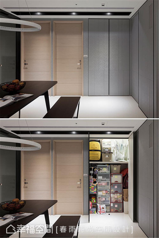 装修设计 装修完成 现代风格 其他图片来自幸福空间在149平,异材质搭接 现代都会宅的分享