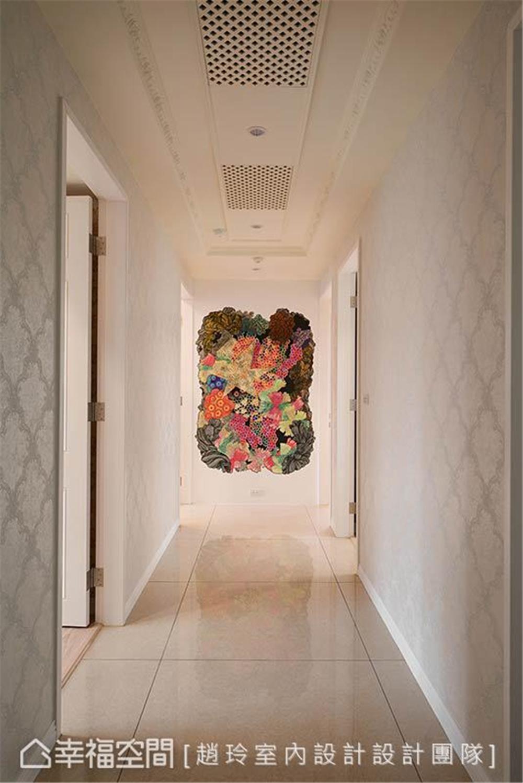 装修设计 装修完成 新古典 小资 其他图片来自幸福空间在198平,新古典 咀嚼品味居家殿堂的分享