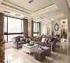 优雅气韵 赵玲设计团队为本案挹注新古典的优雅气韵,透过造型典雅的家具与软件,交织既浪漫又洗练的风尚。
