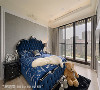 主卧房 主卧空间细腻刻划美的轮廓,选购一张古典奢华感的床组,让屋主拥抱幸福感动入梦。