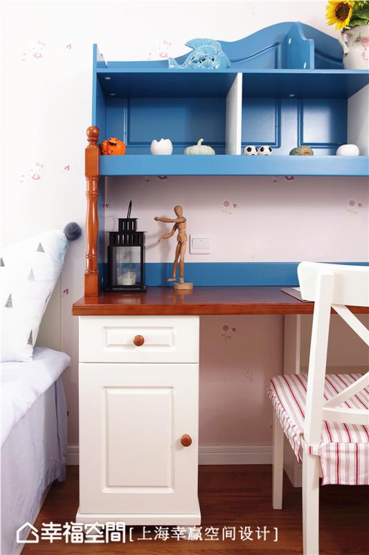 简美 幸赢空间 上海装修 80后 小资 收纳 白领 新房 儿童房图片来自幸福空间在86平,储物极限挑战!简约美式的分享