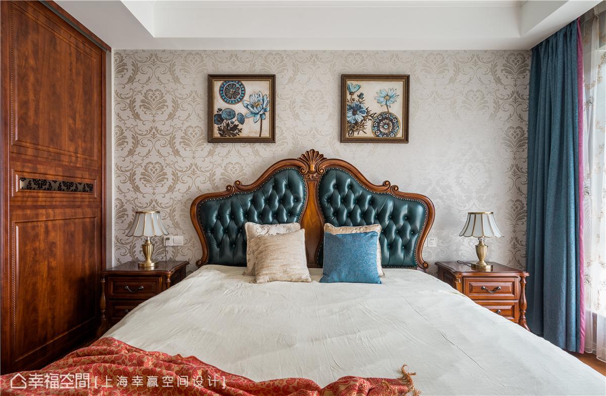 幸福空间 幸赢空间 装修设计 白领 收纳 80后 小资 室内设计 上海装修 卧室图片来自幸福空间在106平,重拟空间比例享受好时光的分享