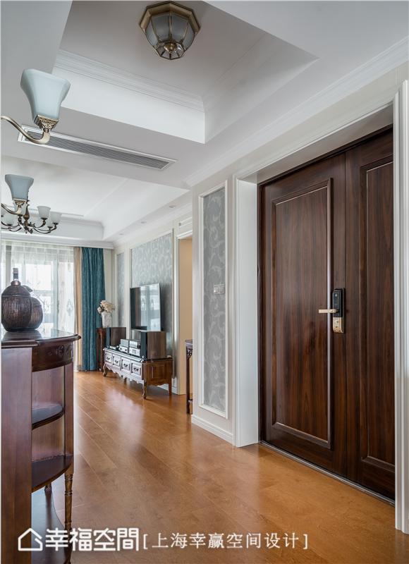 幸福空间 幸赢空间 装修设计 白领 收纳 80后 小资 室内设计 上海装修 其他图片来自幸福空间在106平,重拟空间比例享受好时光的分享