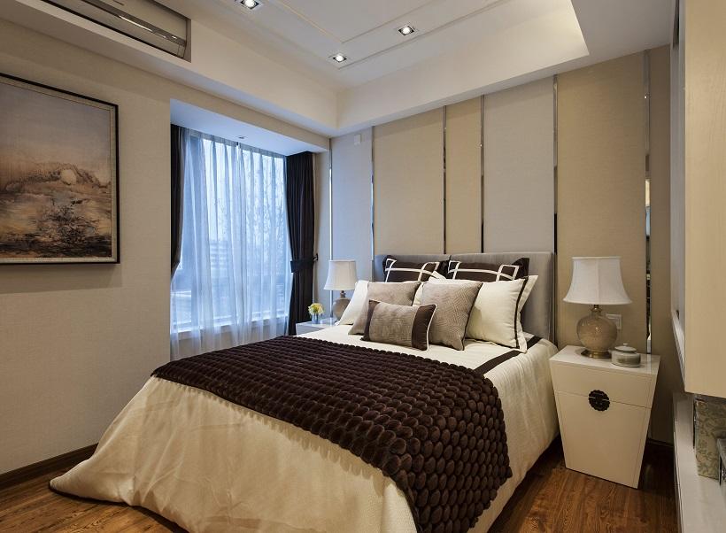 混搭 简约 设计案例 客厅 餐厅 卫生间 卧室图片来自大业美家 家居装饰在石家庄林荫大院现代装修风格的分享