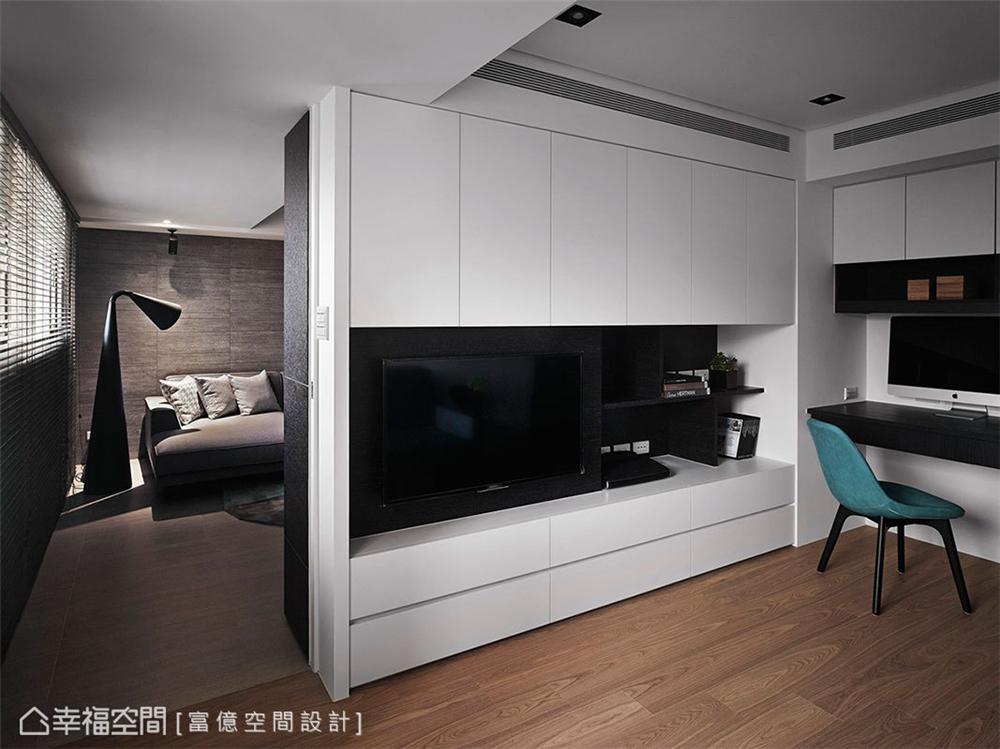 装修设计 装修完成 现代风格 其他图片来自幸福空间在106平,木石共构 华丽转生的分享