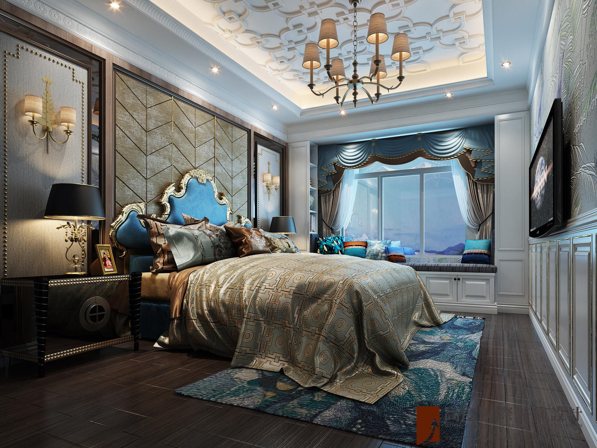别墅 欧式 西潞苑 其他图片来自北京高度国际-陈玲在欧式风格——西潞苑的分享