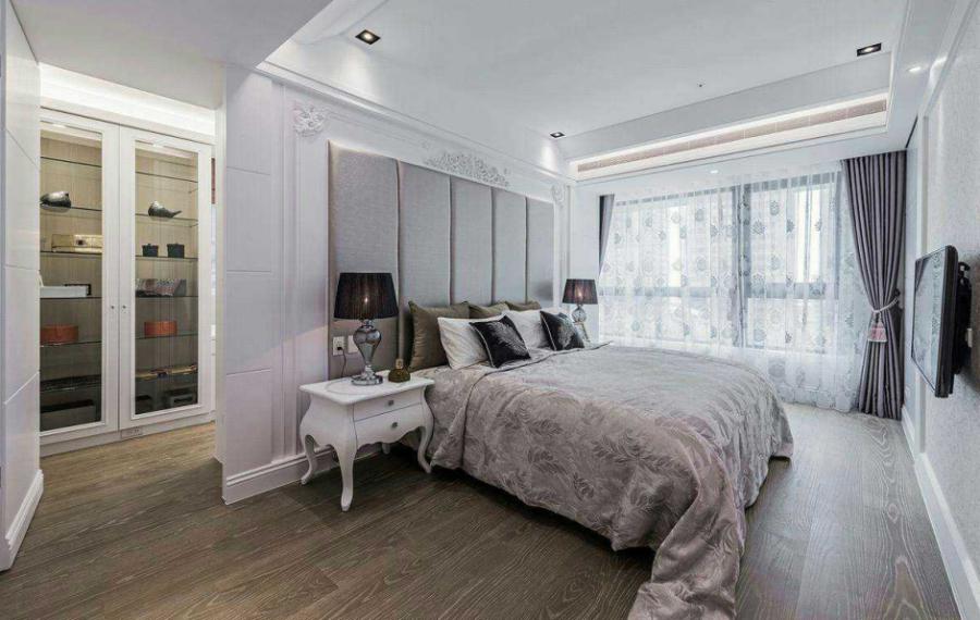 欧式 奢华 80后 欧式奢华 豪华 三居 白领 高富帅 白富美 卧室图片来自二十四城装饰(集团)昆明公司在万秀城 欧式奢华的分享