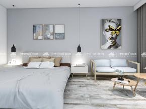 现代简约 现代 白领 收纳 旧房改造 80后 小资 未来家 定制家装 卧室图片来自二十四城装饰(集团)昆明公司在广福小区  现代简约的分享