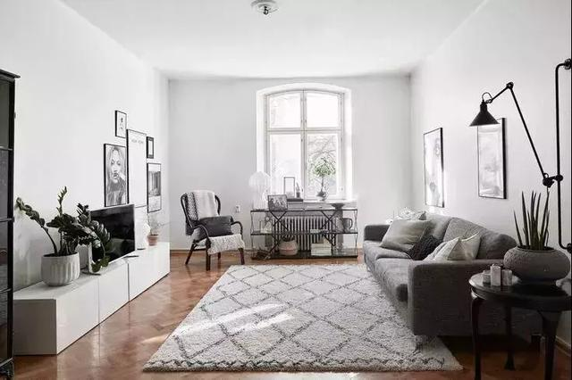 简约 三居 客厅 卧室 厨房 餐厅图片来自乐粉_20180907171047992在安美房空间设计丨惊呆了的分享
