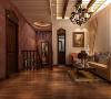 安美房-乡村风格120平米三室