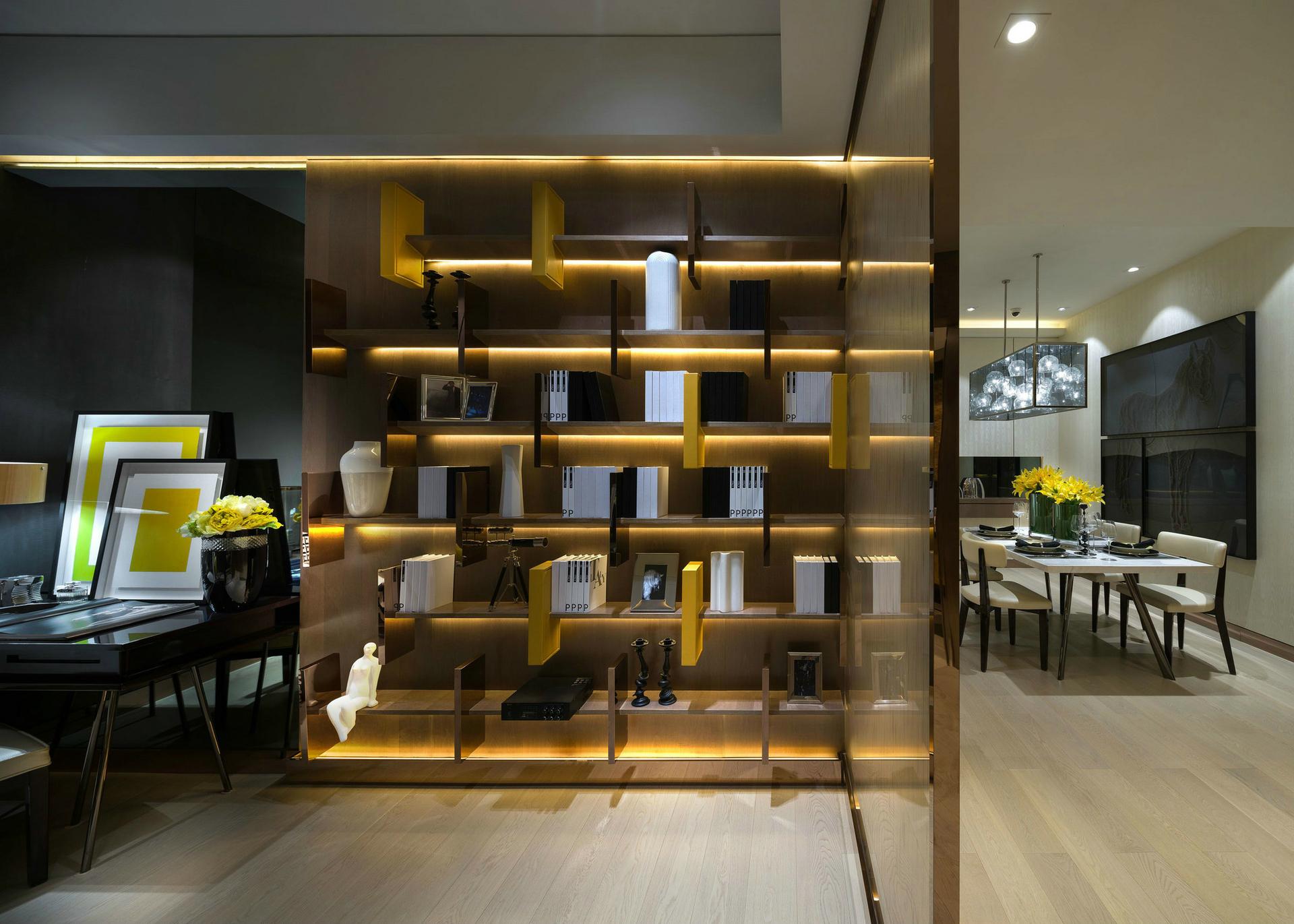 书房图片来自西安紫苹果装饰工程有限公司在75平公寓的分享