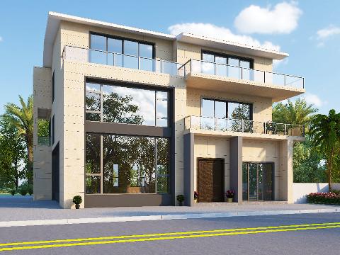 MSD穆森设计机构--银湖别墅