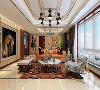 4、照明的最亮化。客厅装修应是整个居室光线(不管是自然采光或人工采光)最亮的地方,当然这个亮不是绝对的,而是相对的。也许在一些实际活动中,亮光是不可缺少的。