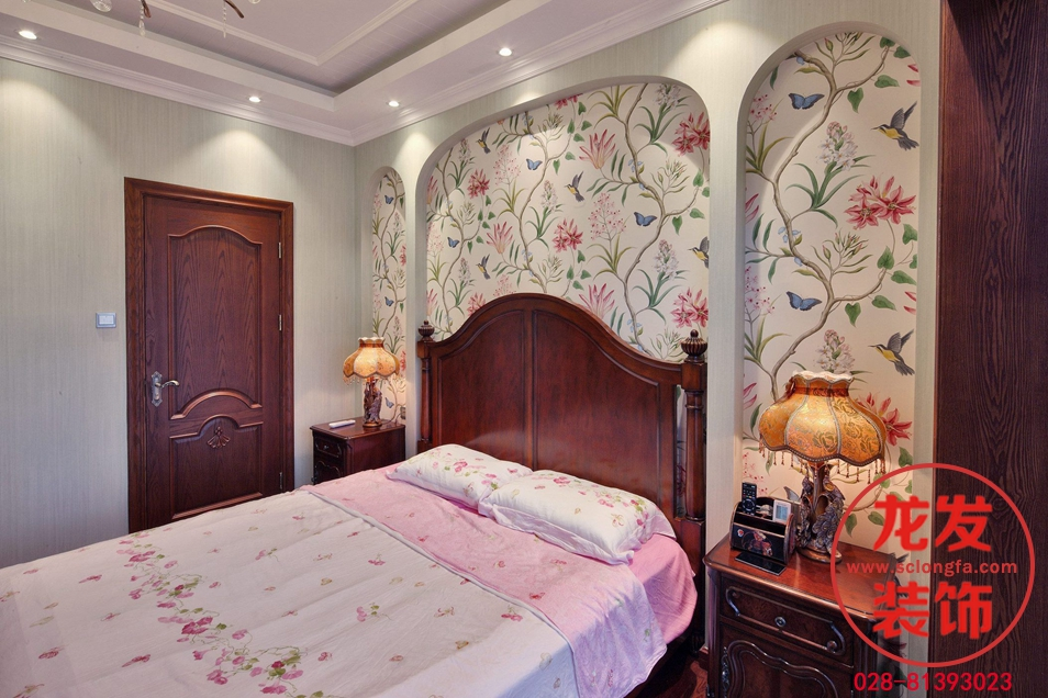 卧室图片来自用户20000004404262在南华府美式风格案例分享的分享