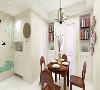 新中式家具金丝檀木餐厅实木餐桌椅