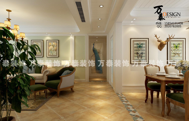万泰装修图片来自济南万泰装修设计总部在中新国际城的分享