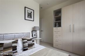 装修设计 装修完成 新古典 小资 卧室图片来自幸福空间在76平,轻奢唯美 浪漫古典之境的分享