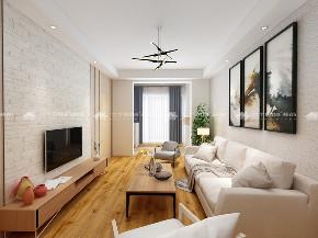 日式 现代简约 简约 大气 温馨 舒适 混搭 收纳 旧房改造 客厅图片来自二十四城装饰(集团)昆明公司在盛唐城 日式的分享