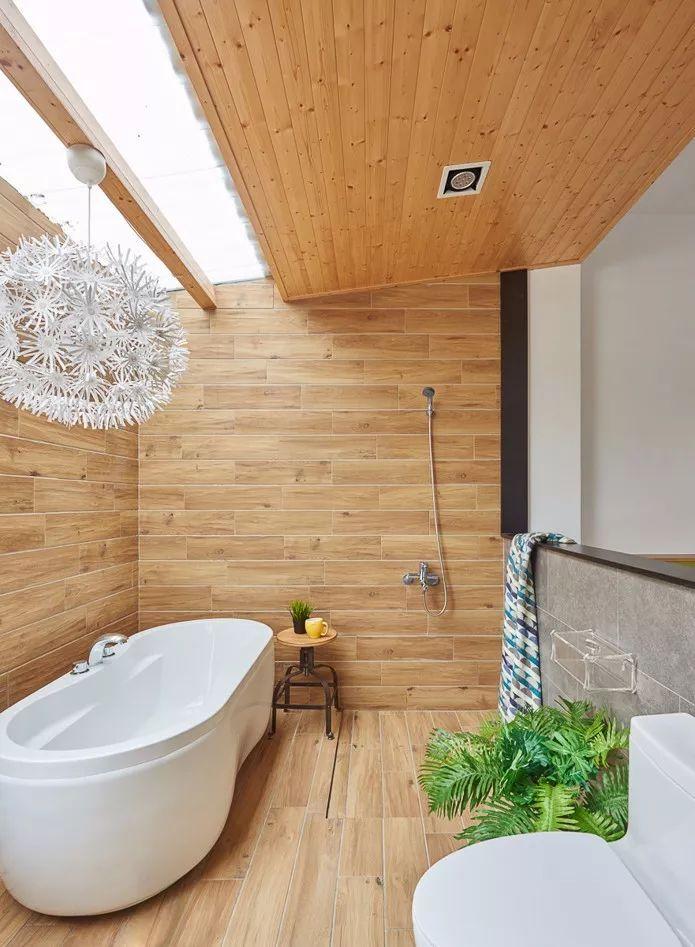 原木 鹏友百年 基装 全包 私人订制 全案设计 卫生间图片来自鹏友百年装饰在设计师的原木风的分享