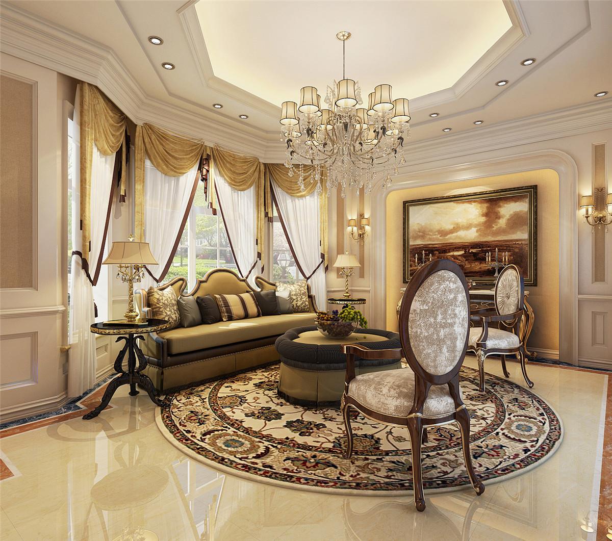 汤臣高尔夫 别墅装修 欧式古典 腾龙设计 其他图片来自孔继民在汤臣高尔夫700平别墅欧式古典的分享