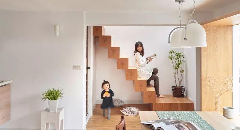 原木 鹏友百年 基装 全包 私人订制 全案设计 楼梯图片来自鹏友百年装饰在设计师的原木风的分享