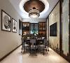 宝山别墅350平中式风格