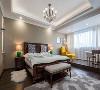 中科大学城别墅项目装修欧美风格完工实景展示,上海腾龙别墅设计作品,欢迎品鉴!