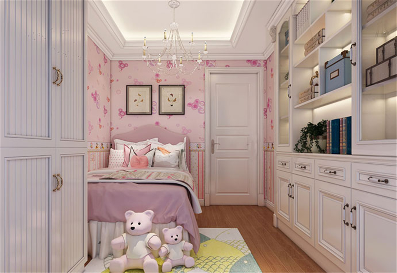 青浦海上湾 别墅装修 现代风格 别墅设计师 儿童房图片来自jtong0002在青浦海上湾别墅装修新中式设计的分享