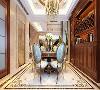 180平别墅装修欧式古典风格