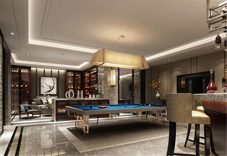 青浦海上湾 别墅装修 现代风格 别墅设计师 客厅图片来自jtong0002在青浦海上湾别墅装修新中式设计的分享