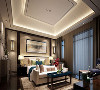 青浦海上湾别墅项目装修中式风格设计案例展示,上海聚通装潢作品,欢迎品鉴
