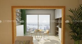 简约 北欧 混搭 白领 收纳 旧房改造 小资 温馨 舒适 阳台图片来自二十四城装饰(集团)昆明公司在盛唐城 北欧的分享