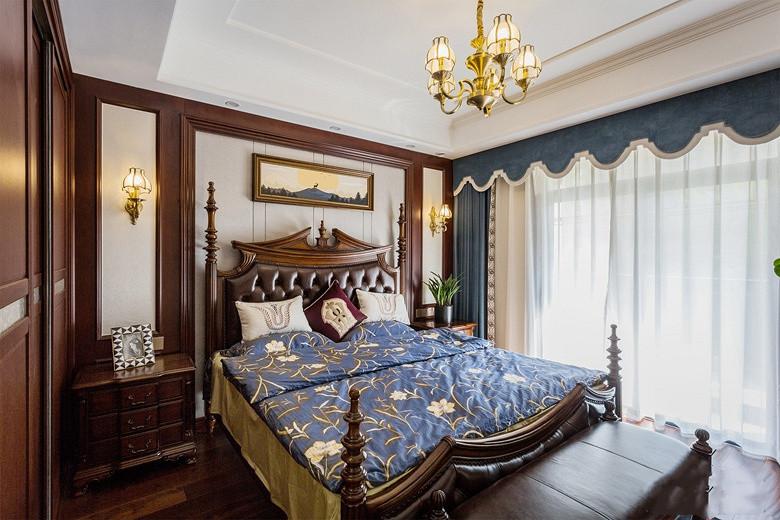 欧式 三居 客厅 厨房 卧室图片来自百典装饰在欧式的分享