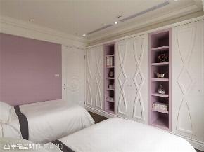 装修设计 装修完成 新古典 卧室图片来自幸福空间在165平,两户合并  打造不凡居所的分享