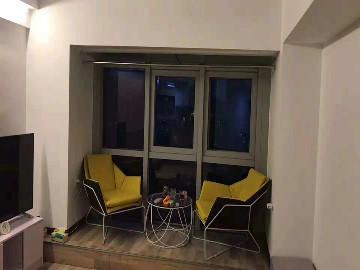 贵阳35㎡小公寓案例效果图