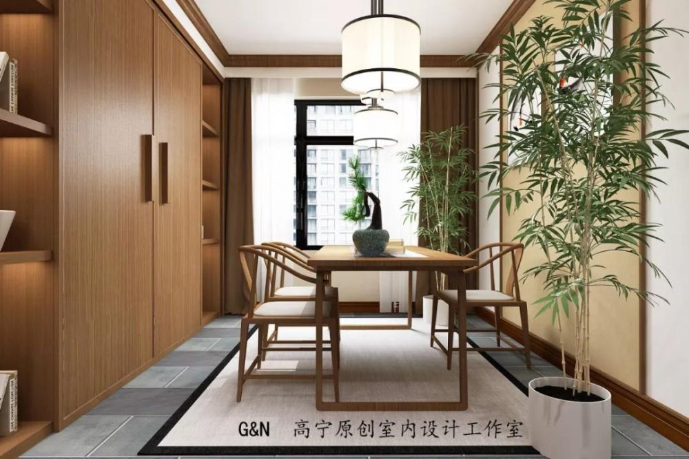 餐厅图片来自沈阳百家装饰小姜在百家装饰九州湾景汇185平中式的分享