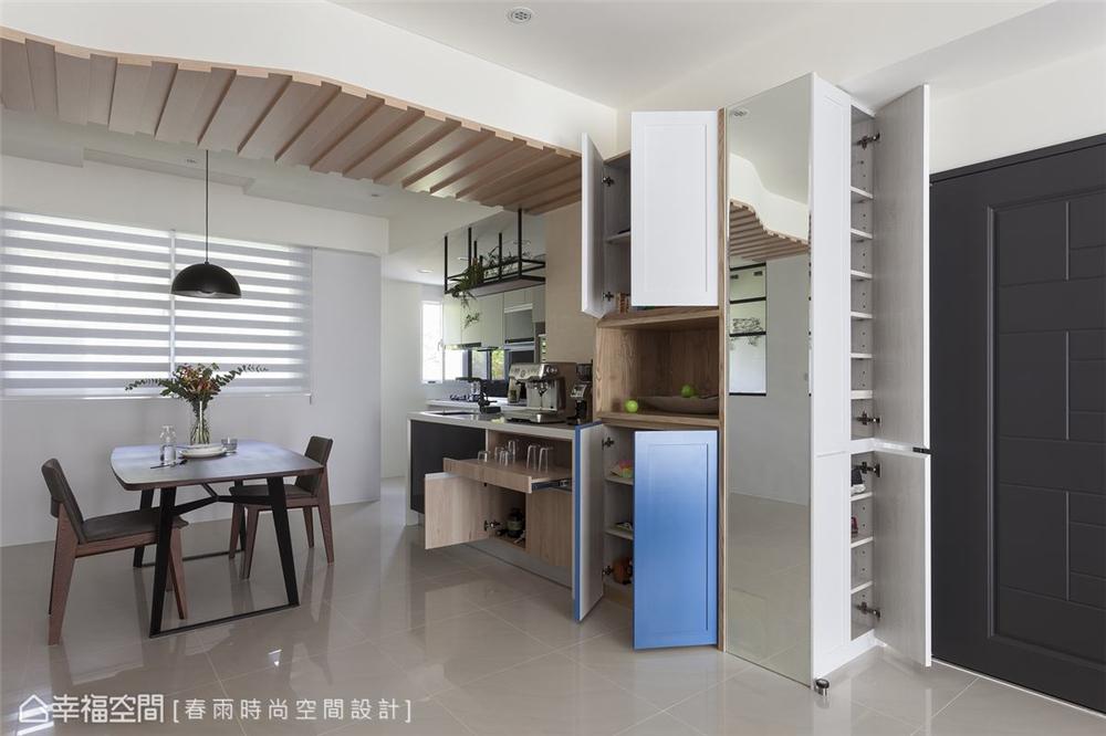 装修设计 装修完成 休闲多元 标准格局 其他图片来自幸福空间在112平,自然清爽,都会Light宅的分享