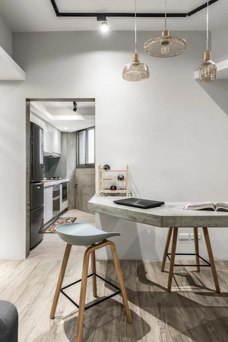 餐厅 旧房改造 别墅 客厅 卧室 厨房 收纳 混搭 小资图片来自用户4904E73B2345AA36B2E5E9C3918C9057在如何用设计,放大小户型?的分享