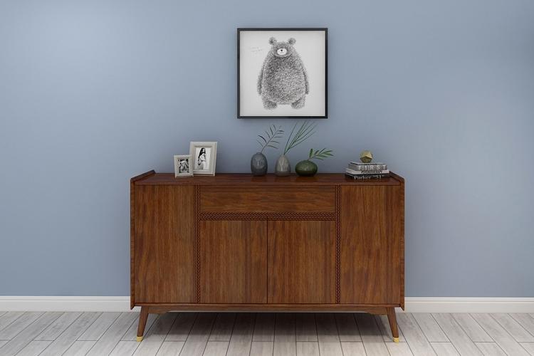 欧式 实木餐边柜图片来自浙江阿家咪米在北欧风格实木家具美图赏析的分享