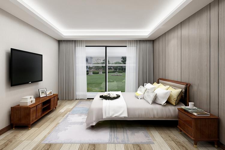欧式 卧室 实木家具图片来自浙江阿家咪米在北欧风格实木家具美图赏析的分享