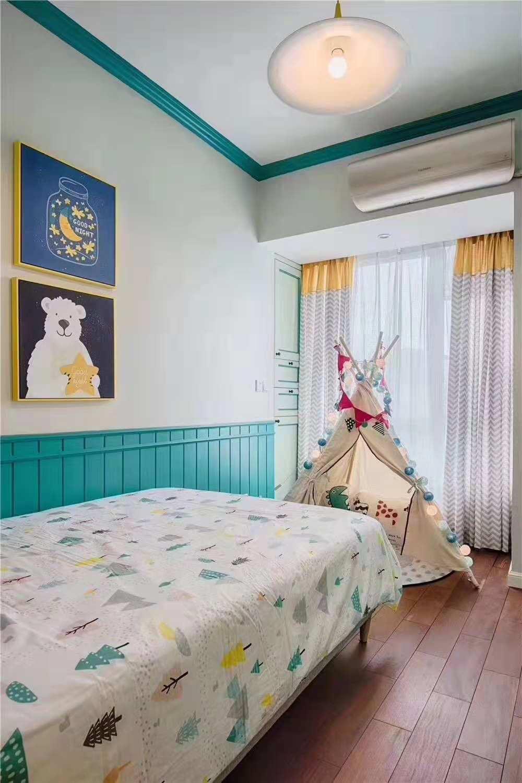 简约 粉色 三居 龙头装饰 卧室图片来自乐粉_20181003112538352在实惠不失高贵,质优更显风范的分享