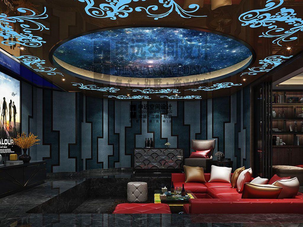 简约 别墅 现代 其他图片来自申远空间设计北京分公司在别墅装修设计-现代风格的分享