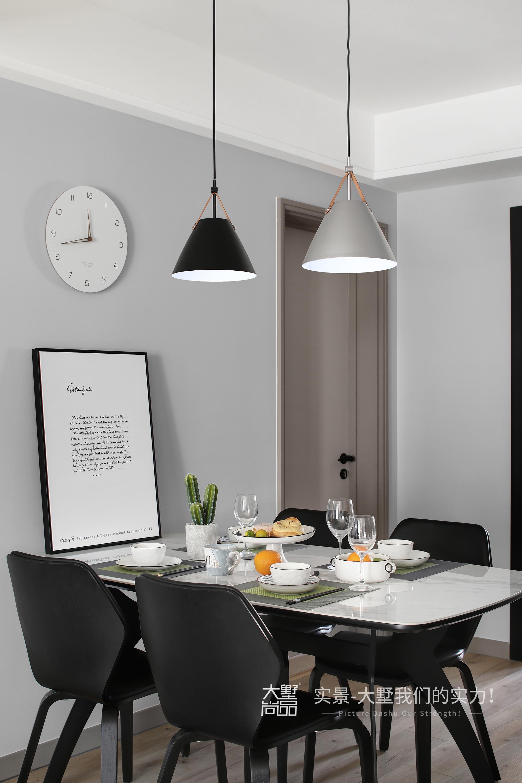 餐厅图片来自大墅尚品-由伟壮设计在125㎡盐系北欧丨爱很简单的分享