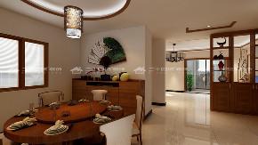中式 中式古韵 传统 温馨 新中式 新中式古典 舒适 小资 混搭 餐厅图片来自二十四城装饰(集团)昆明公司在斗南花田国际  中式的分享