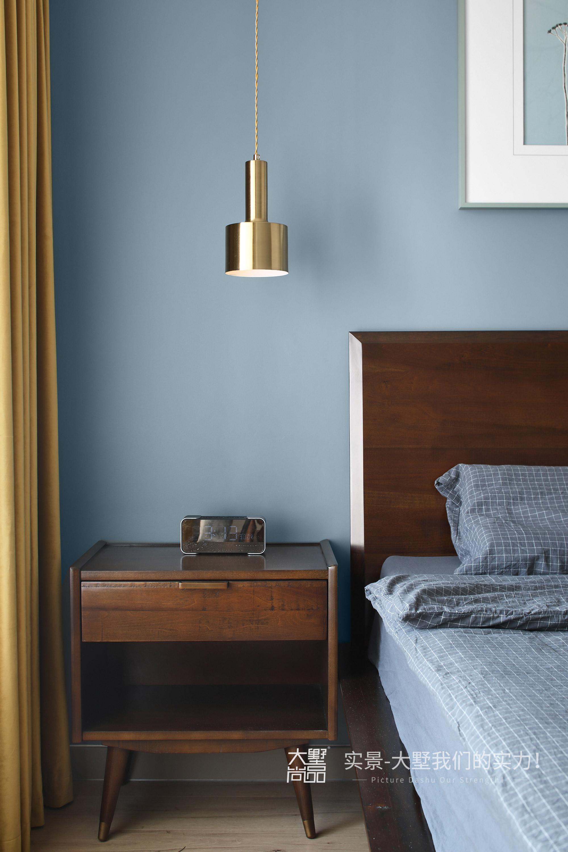 卧室图片来自大墅尚品-由伟壮设计在125㎡盐系北欧丨爱很简单的分享