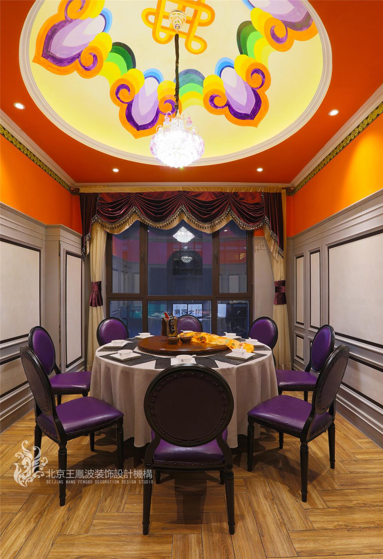 餐厅设计, 斯琴阿妈 蒙餐厅图片来自王凤波设计机构在餐厅设计,斯琴阿妈蒙餐厅的分享