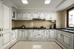 别墅 法式风格 欧式 厨房图片来自申远空间设计北京分公司在完工实景拍摄--法式风格的分享