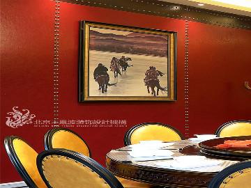 餐厅设计,斯琴阿妈蒙餐厅