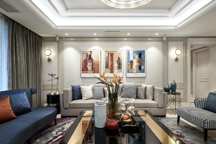 三居图片来自云南俊雅装饰工程有限公司在紫香园 现代简约的分享